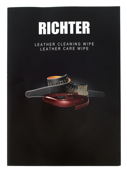 Richter Leather Cleaning Wipe
