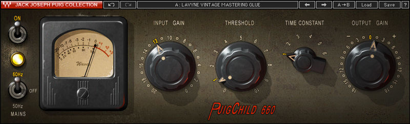 Waves PuigChild Compressor