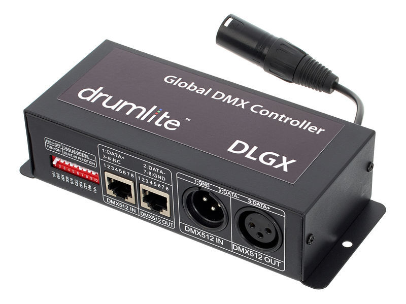 Drumlite DL-GX Global DMX Controller