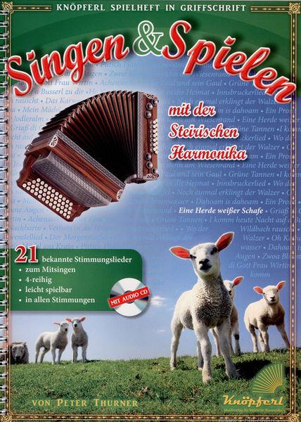 Knöpferl-Musikverlag Singen & Spielen m. Steirsich