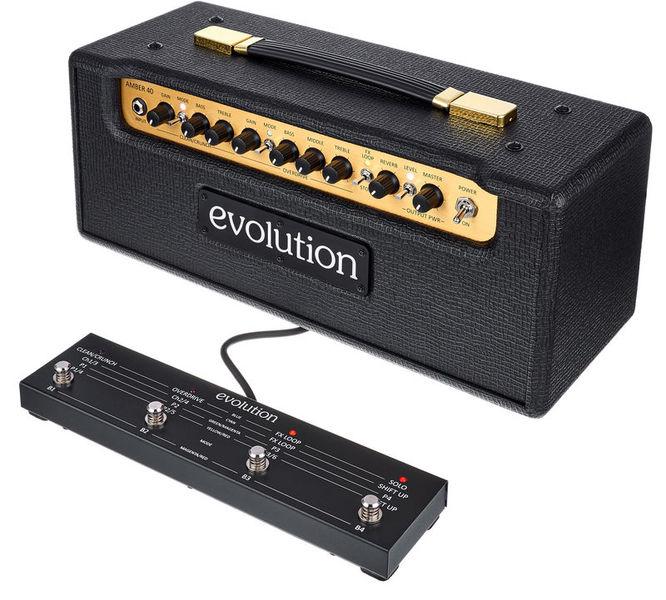 Evolution Amber 40