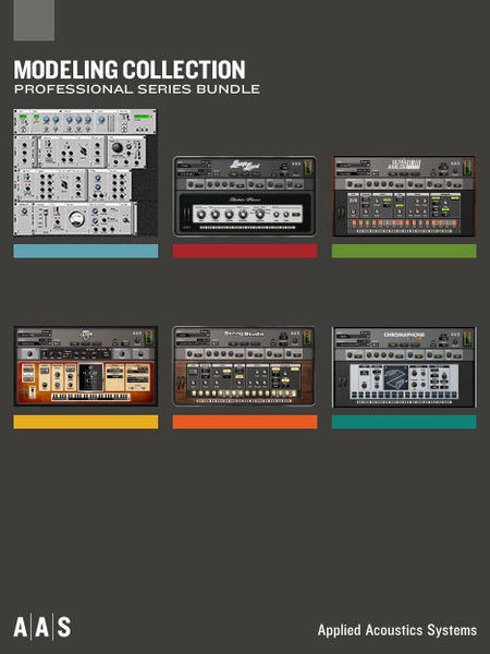 Applied Acoustics Systems Modelling Collection Bundle