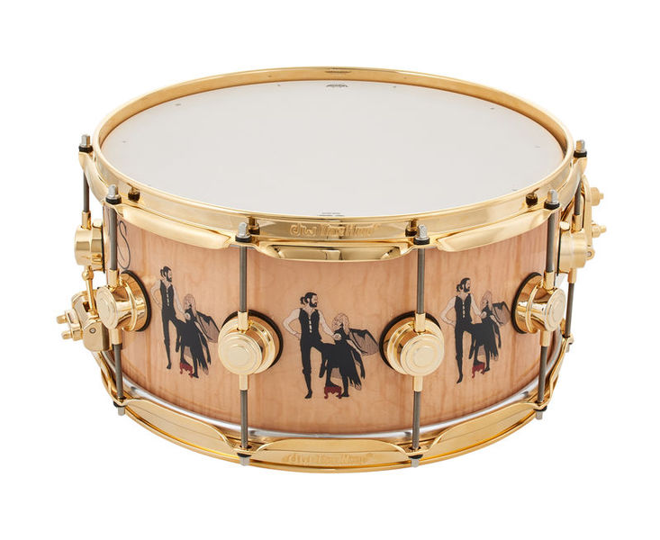 "DW 14""x6.5"" Fleetwood Mac Snare"