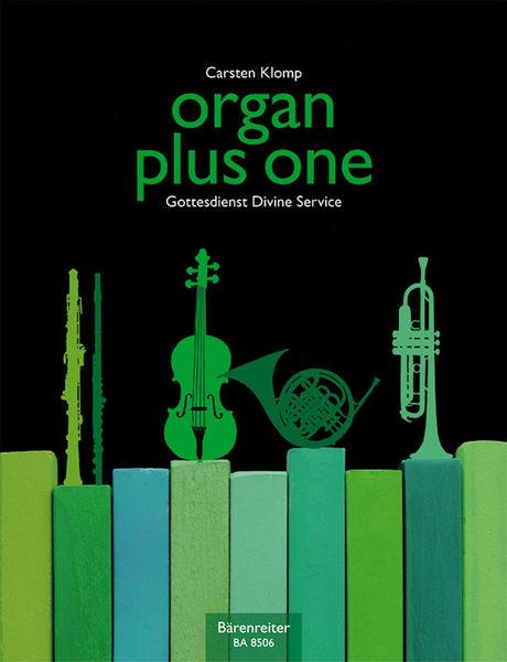 Organ Plus One Divine Service Bärenreiter