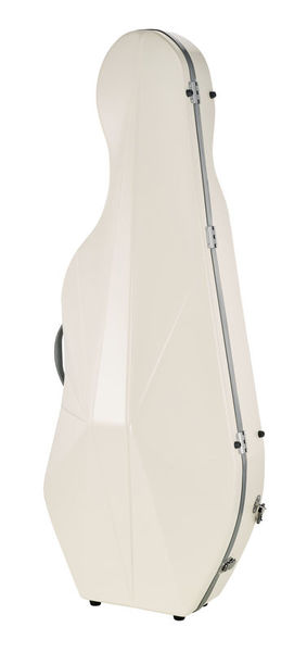 Bam OP1006XLW Cello Case White