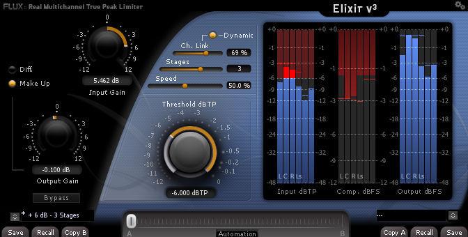 Flux Elixir v3