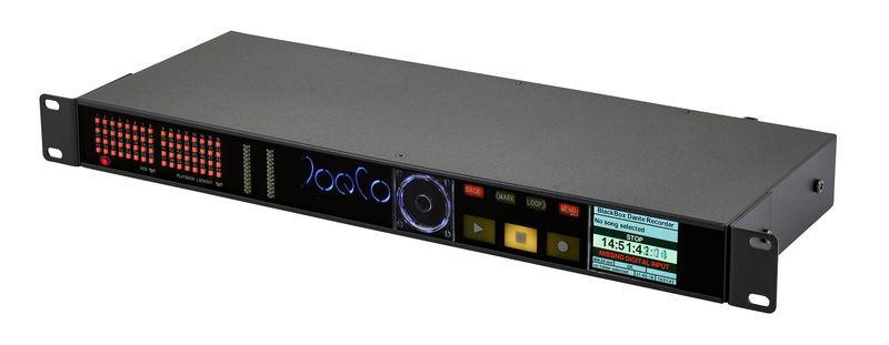 JoeCo BBR64-DANTE Blackbox Recorder