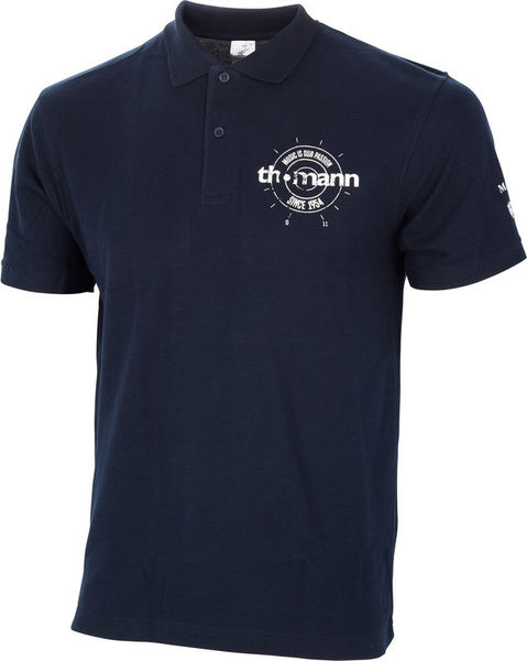 Thomann Polo Sommerfest Blue S
