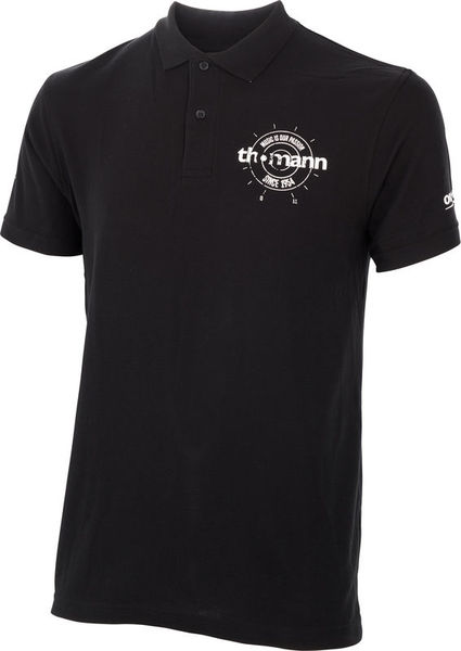 Thomann Polo Sommerfest Black S