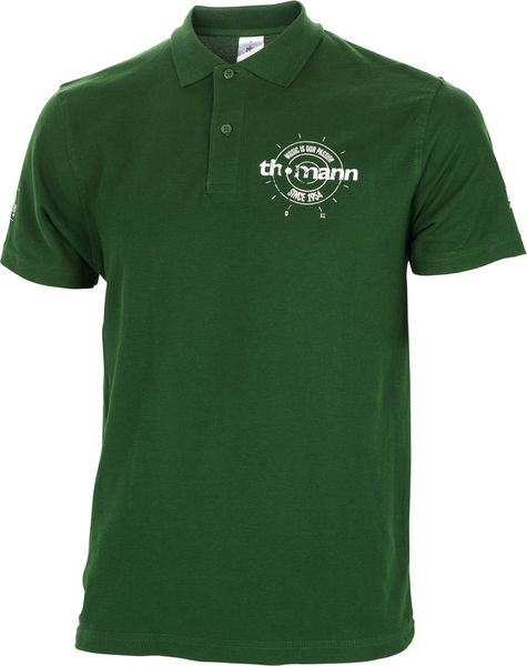 Thomann Polo Sommerfest Green M