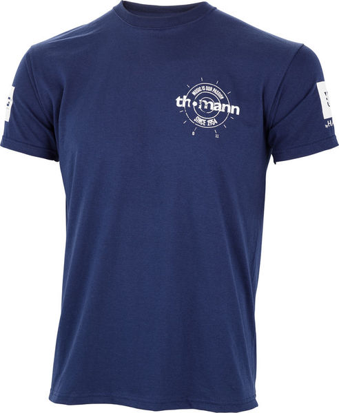 Thomann T-Shirt Sommerfest Blue L