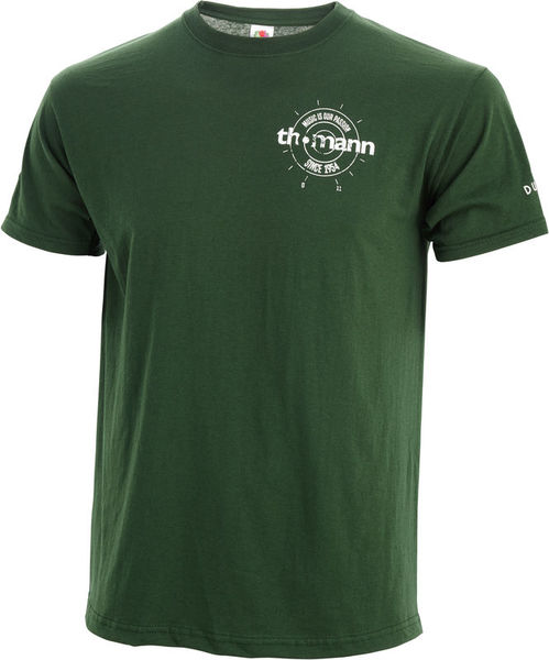 Thomann T-Shirt Sommerfest Green XL