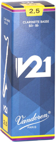 Vandoren V21 2,5 Bass Clarinet
