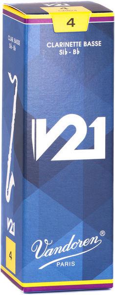 Vandoren V21 4,0 Bass Clarinet