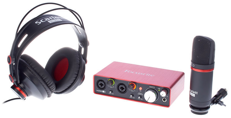 focusrite scarlett 2i2 driver windows 7 32 bit