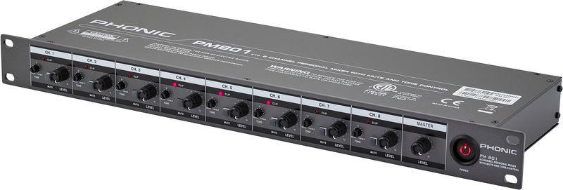 Phonic PM801