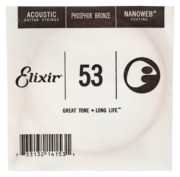 Elixir .053 Western Guitar