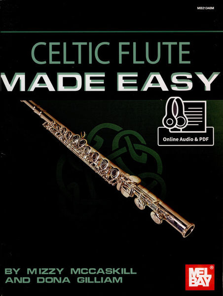 Mel Bay Celtic Flute Made Easy