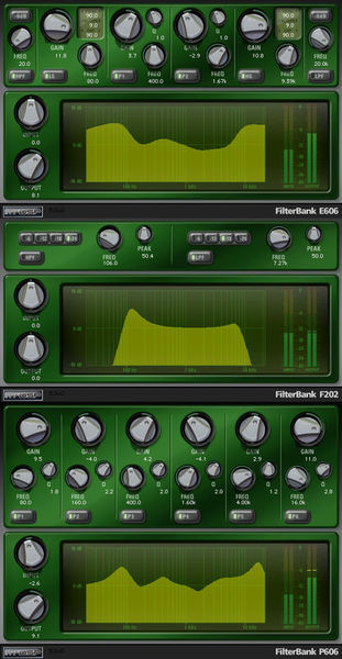 McDSP FilterBank HD
