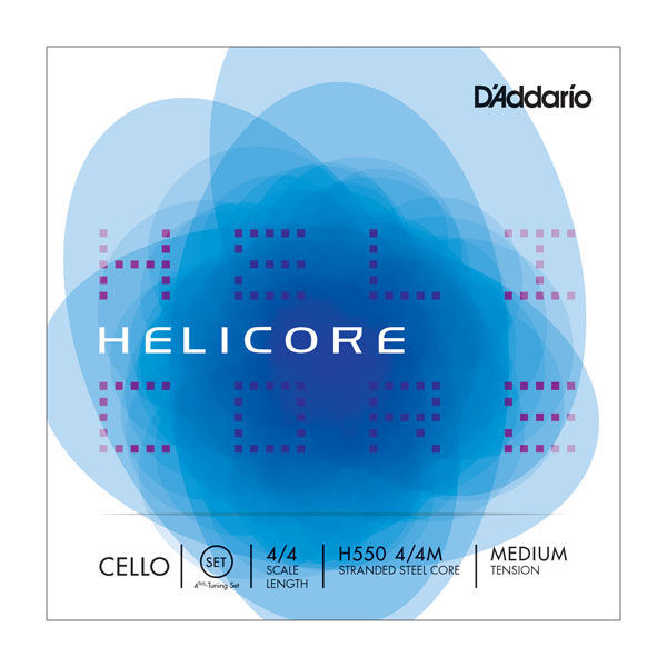 Daddario H550 Helicore Fourths Cello