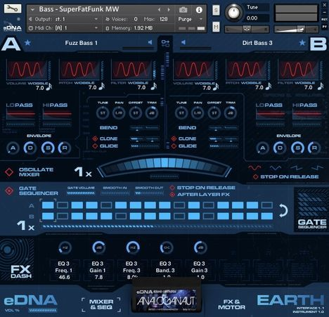 Spitfire Audio eDNA01 Earth
