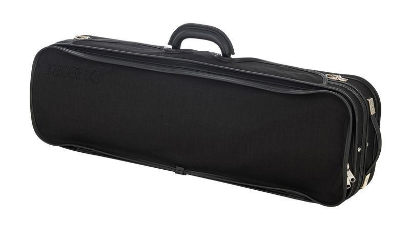 Negri Venezia Violin Case 4/4 B/RD