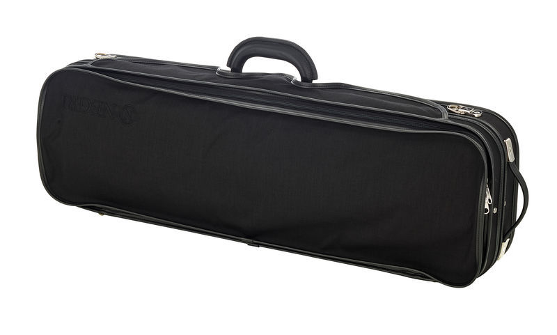 Negri Milano Violin Case 4/4 B/RD