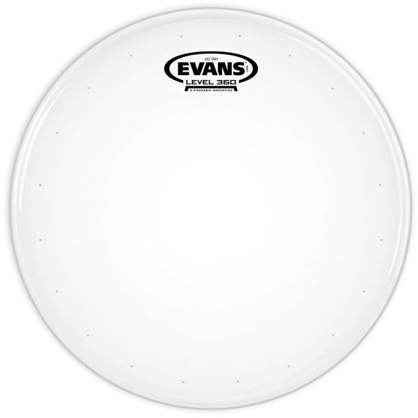 "Evans 12"" Genera HDD Coated Snare"