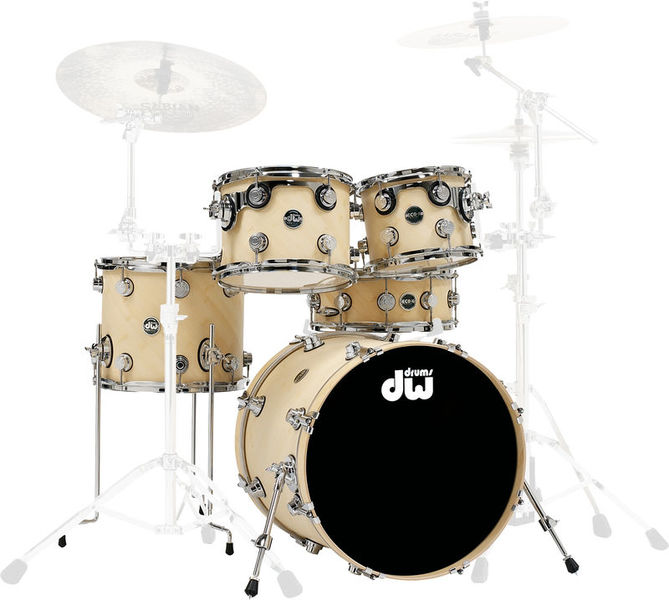 DW ECO-X Shell Set Natural Studio