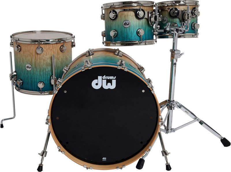 DW Exotic Natural to Regal Blue