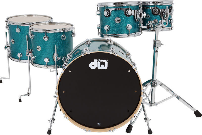 DW Finish Ply Teal Glass SSC