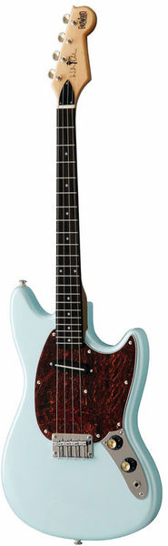 Eastwood Guitars Warren Ellis Tenor 1P Sonic Bl
