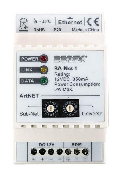 Botex RA-Net-1 Artnet DMX Converter