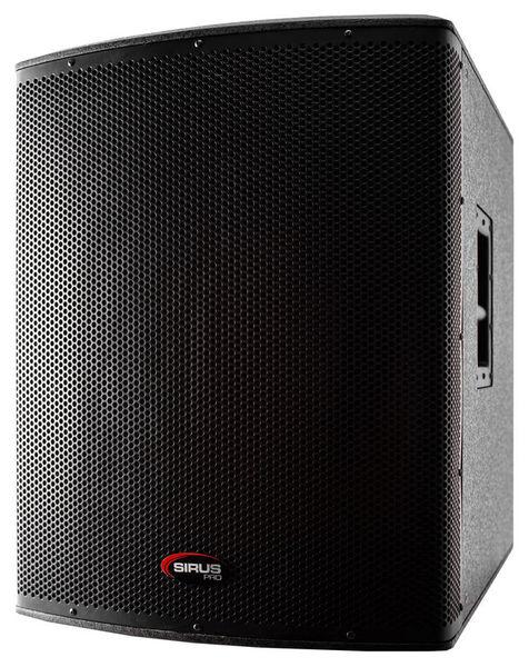 Sirus Pro Speaker RXM PRO 18AX Aktiv