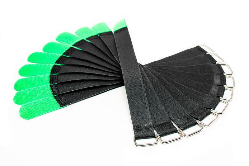 Varytec Cable Loop 300x20mm green