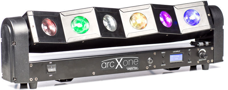 Varytec LED Arc X-One RGBW