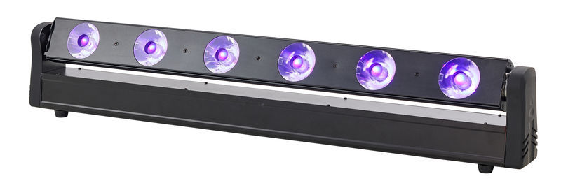 Ignition LED Beambar 6 RGBW