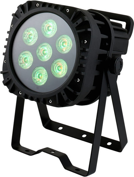 Ignition LED PAR Outdoor 7x15W RGBWAUV