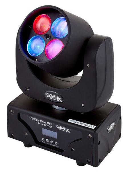 Varytec LED Easy Move Mini Beam Wash