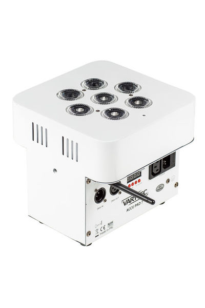 Varytec LED Accu Pad 7 7x10W RGBAWUV
