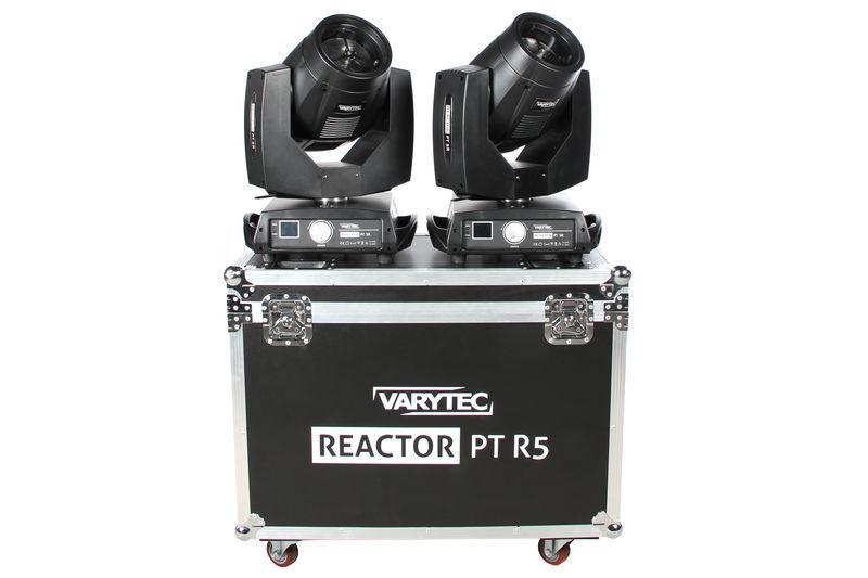 Varytec Reactor PT R5 Tourpack 2