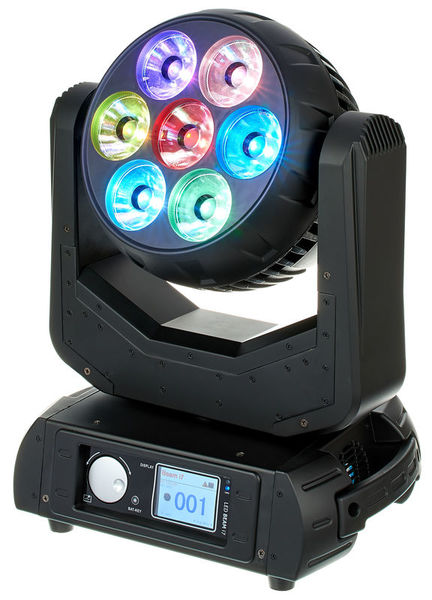 Varytec LED Beam i7 RGBW