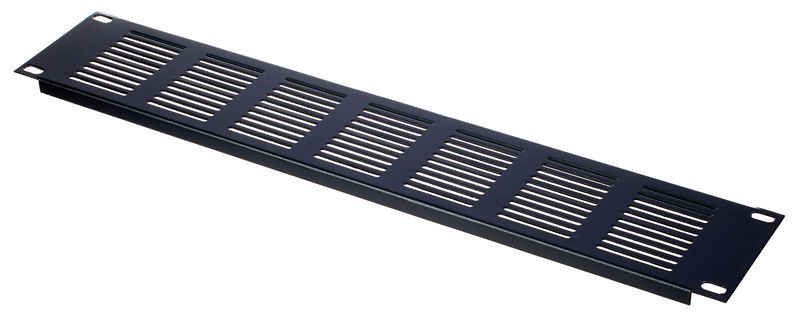 "Varytec Rack panel 19"" 2HE ventilation"