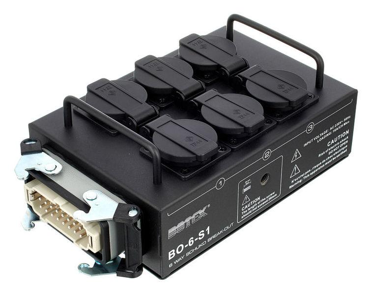Power box BO-6-SI Botex