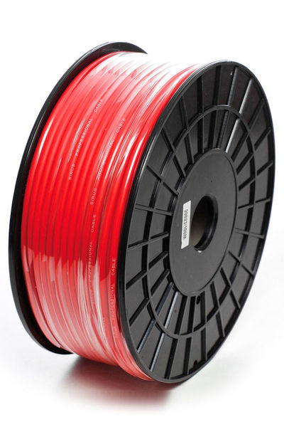 Sirus Pro Mic Cable red 100m