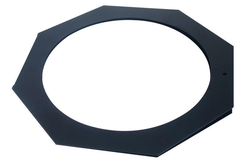 Varytec filter frame octagon PAR 64 bl