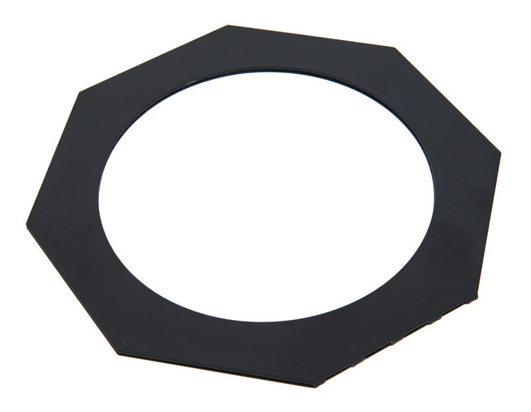 Varytec filter frame octagon PAR 36 bl