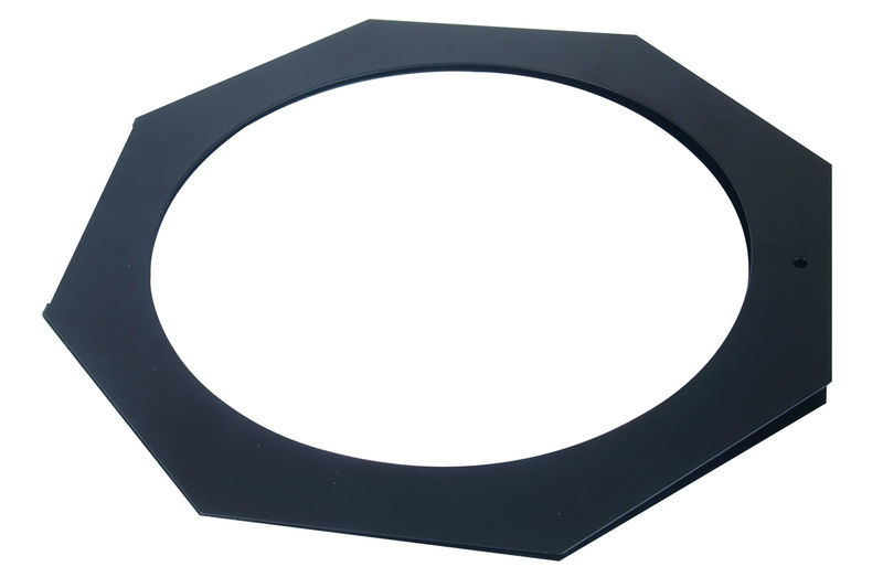 Varytec filter frame octagon PAR 30 bl