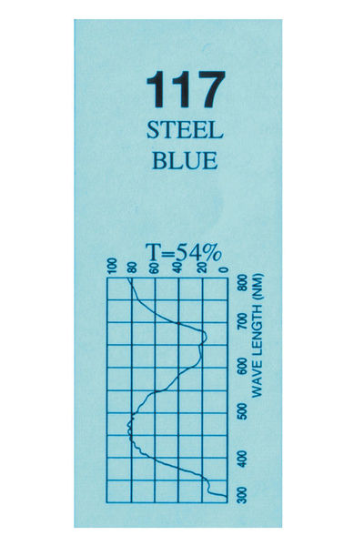 Varytec Colour Sheet Steel Blue 117