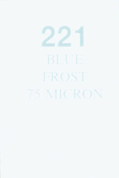 Varytec Colour Sheet Frost Blue 221